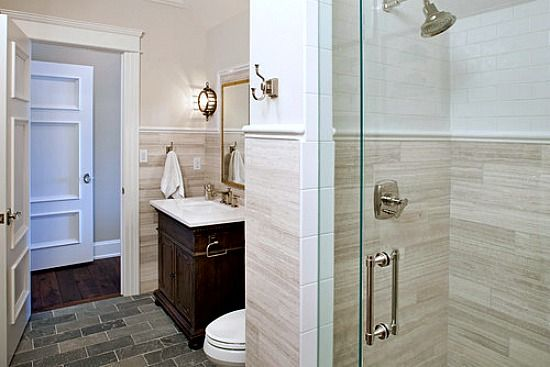 How To Select Bathroom Tile