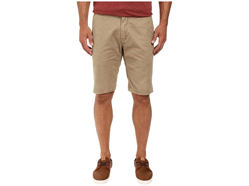 Quiksilver Everyday Chino Shorts Elmwood Mens Shorts Show off your true colors in the versatile Quicksilver Everyday Chino Shorts 102 ounce twill weave chino short with a...