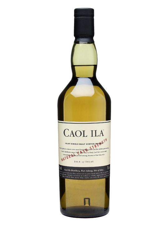 A superb, lemony, salty, coal-tar-soapy bonanza, Caol Ila Cask Strength is a whisky capable of bringing joy to the most jaded peathead. We love this.