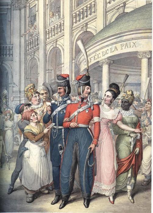 L Origine Du Mot Bistrot Guerres Napoleoniennes Russie Et