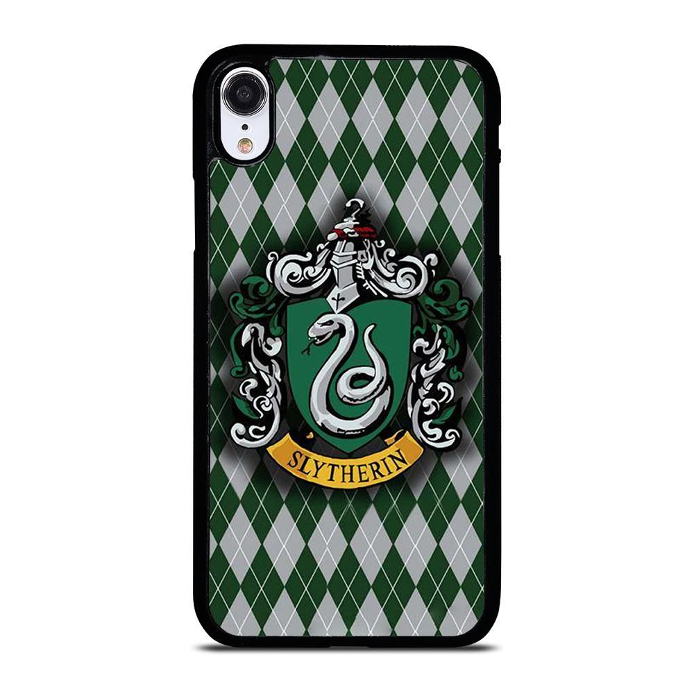 SLYTHERIN ICON iPhone XR Case Cover - Casesummer | Harry potter ...
