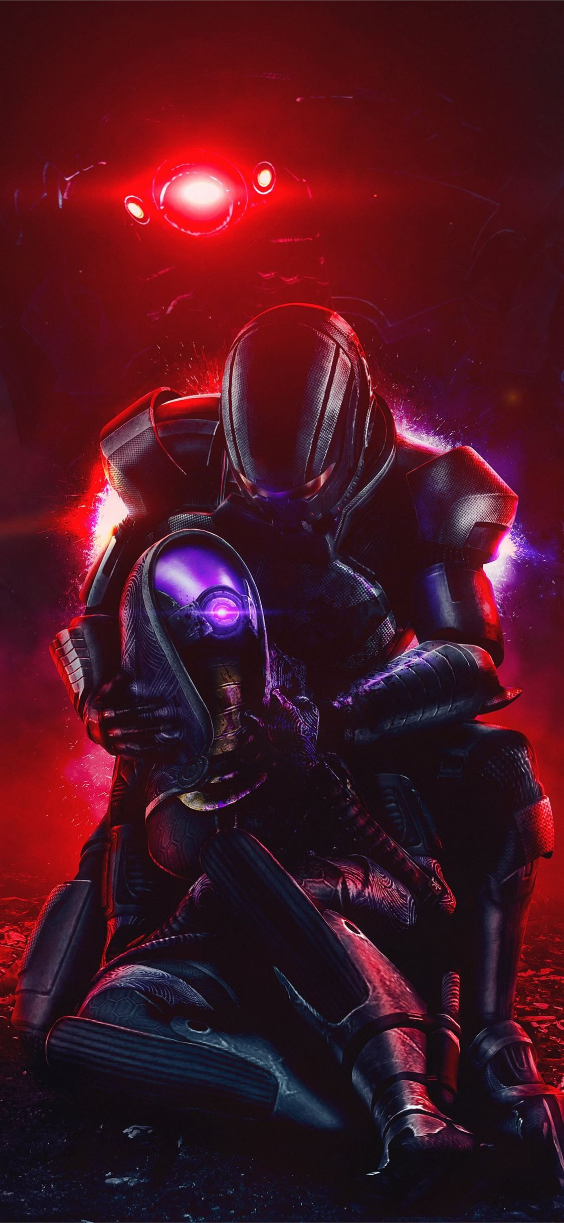 Shepard And Tali 8k Masseffect Games 4k 5k 8k Deviantart 2020games Iphone11wallpaper Mass Effect Tali Mass Effect Miranda Mass Effect