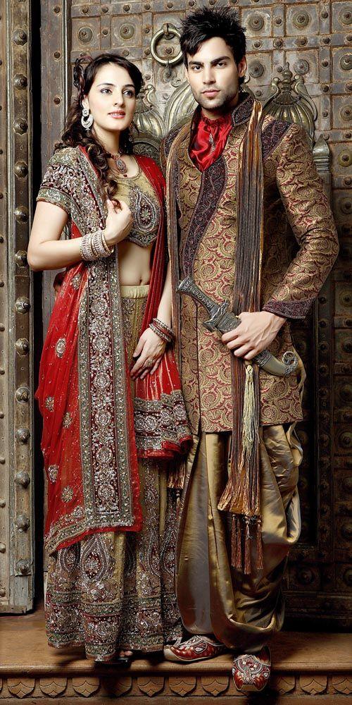 Fabulous Trends Wedding Combo Wedding sherwani, Indian