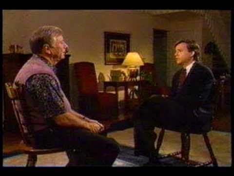 Mickey Mantle Interview By Bob Costas Youtube Mickey Mantle