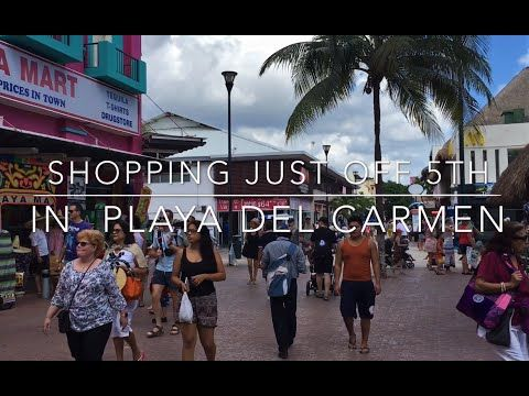Shopping Finds Just Off 5th Avenue In Playa Del Carmen