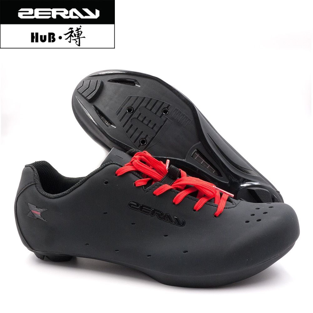 Zeray Breathable Cycling Road Bike Shoes Men Scarpe Ciclismo Strada Ultralight Zapa Zapatillas Ciclismo Carretera Zapatillas De Ciclismo Bicicleta De Carretera