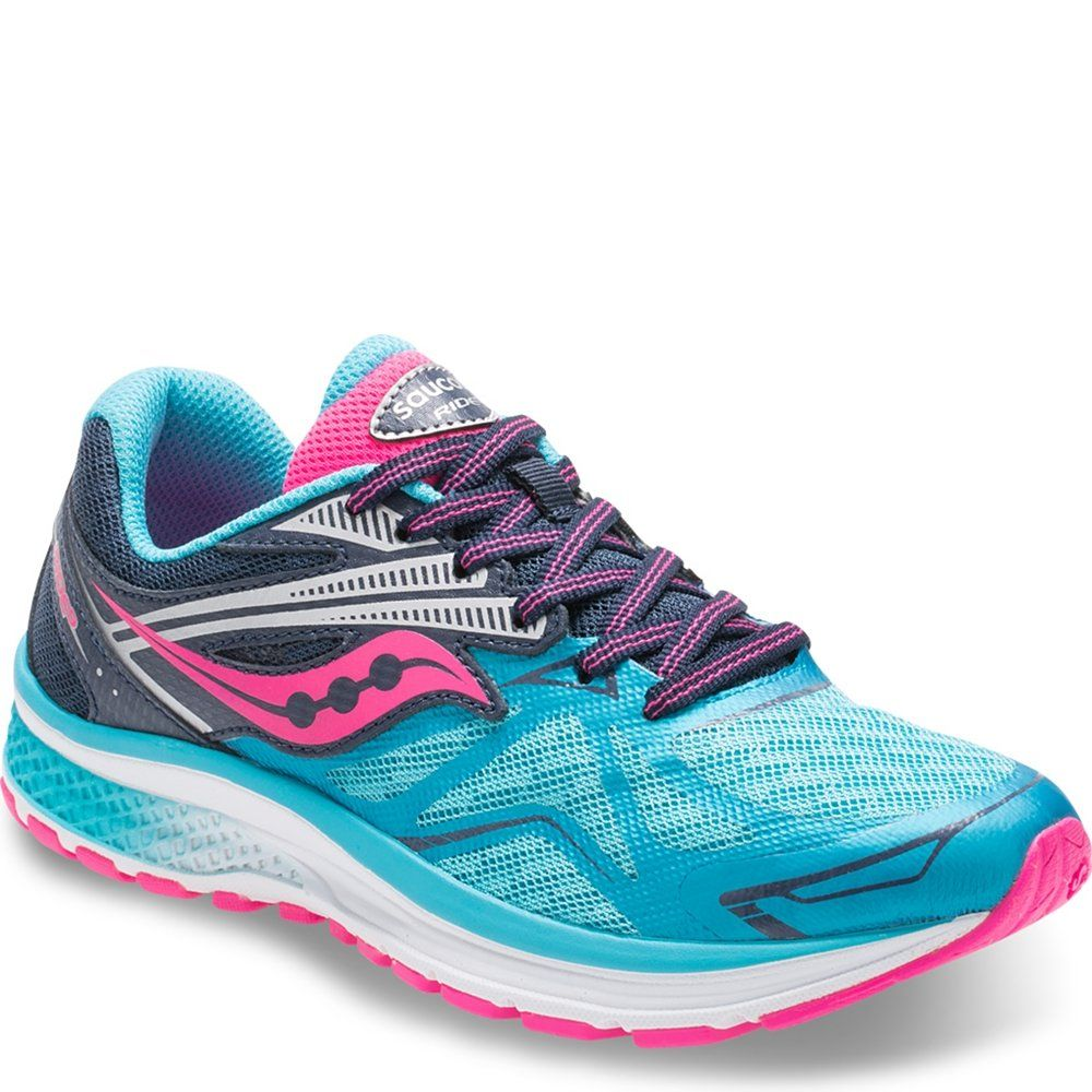 are saucony trainers true to size