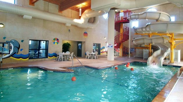 Ramkota Hotel Hotel Pool Rapid City Hotels