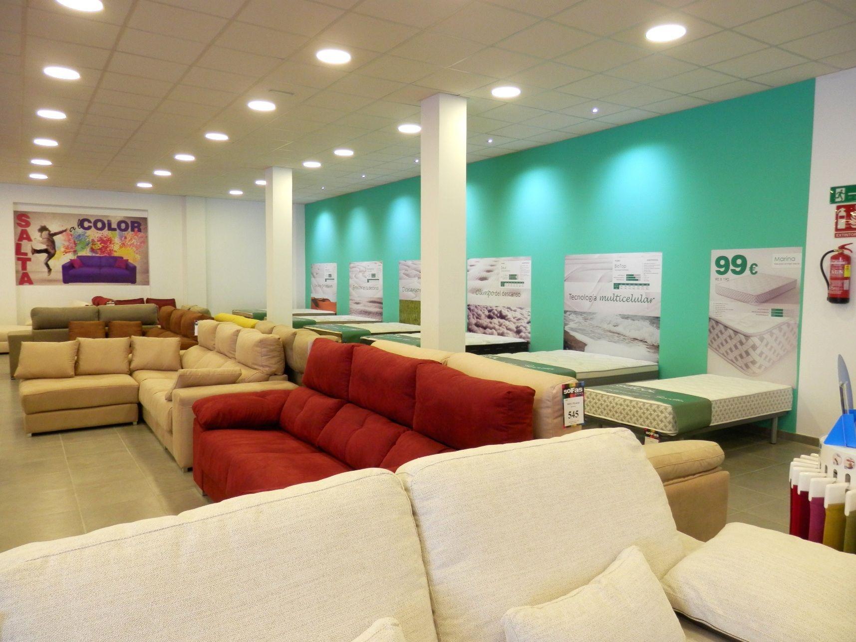 Pin de l 39 image marketing en sofas home sevilla agencia - Diseno interiores sevilla ...