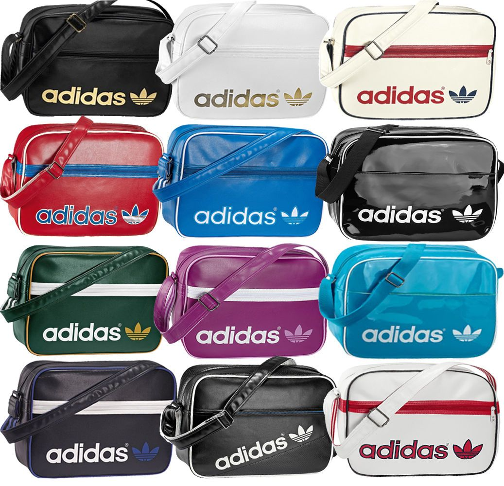 fc7e9ab11 Adidas Adi Airline Messenger Shoulder Bags Originals (BRAND NEW THE ...