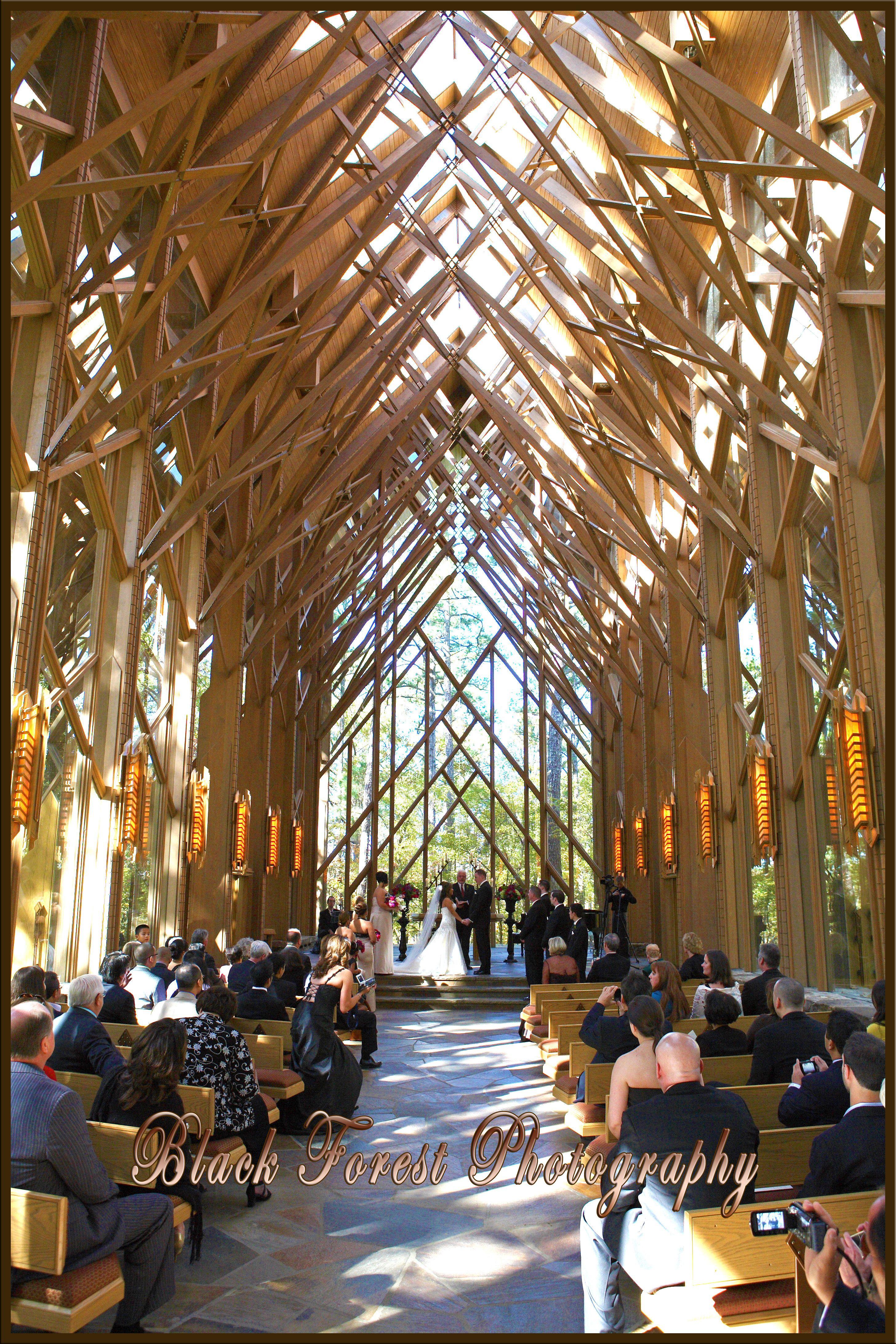 The Church At Garvin Woodland Gardens In Hot Springs Arkansas A Destination Wedding By Http Www Blackforestphoto Churchatgarvinwoodlandgardens