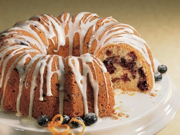 Blueberry Cherry Coffee Cake Recipe Coffee Cake Cake