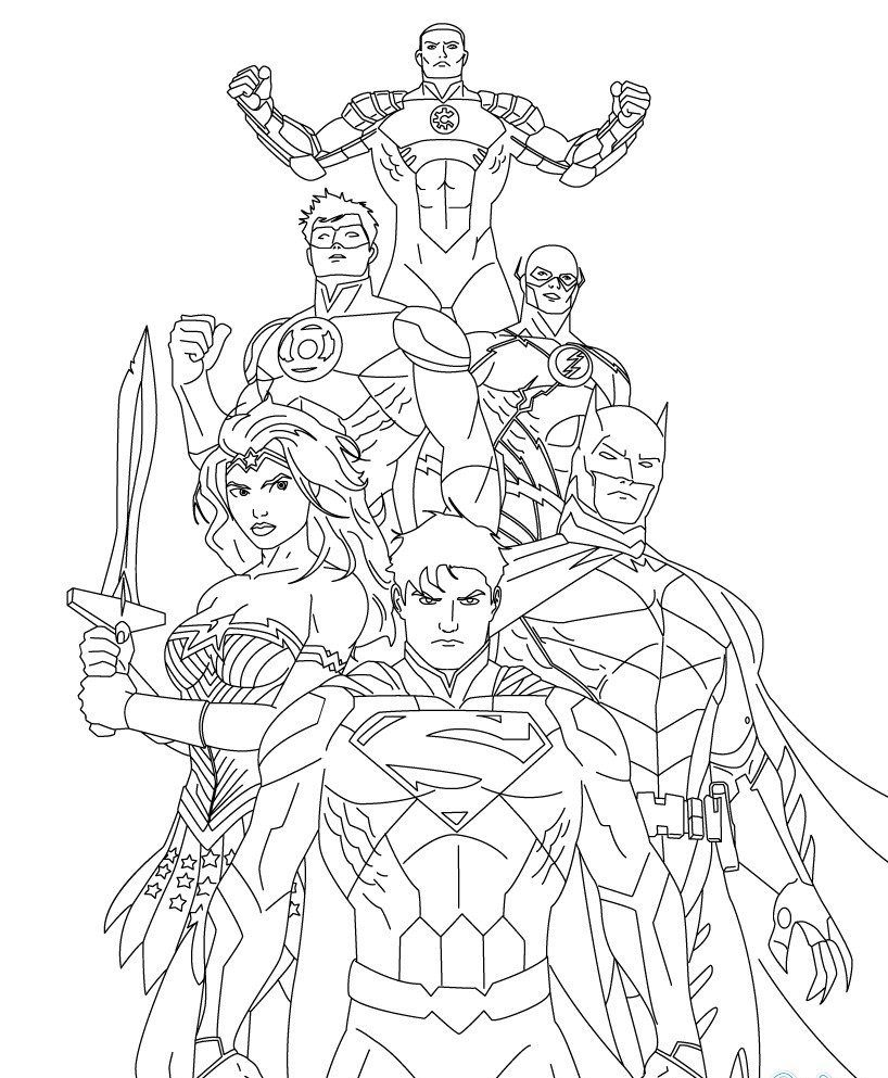 tet coloring pages for kids | Superhero, Superman printable coloring pages for kids ...
