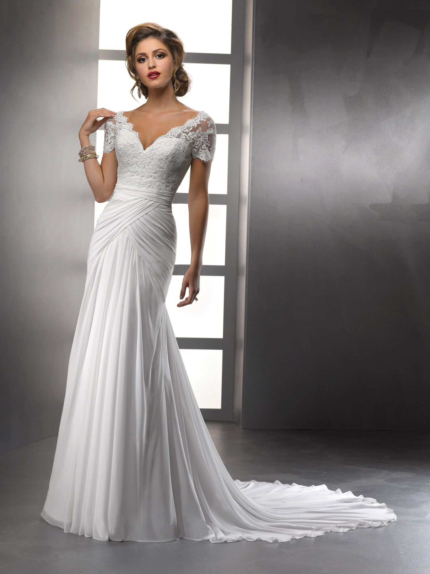 Very vintage Hollywood ... Sottero & Midgley Wedding Dresses - Style ...