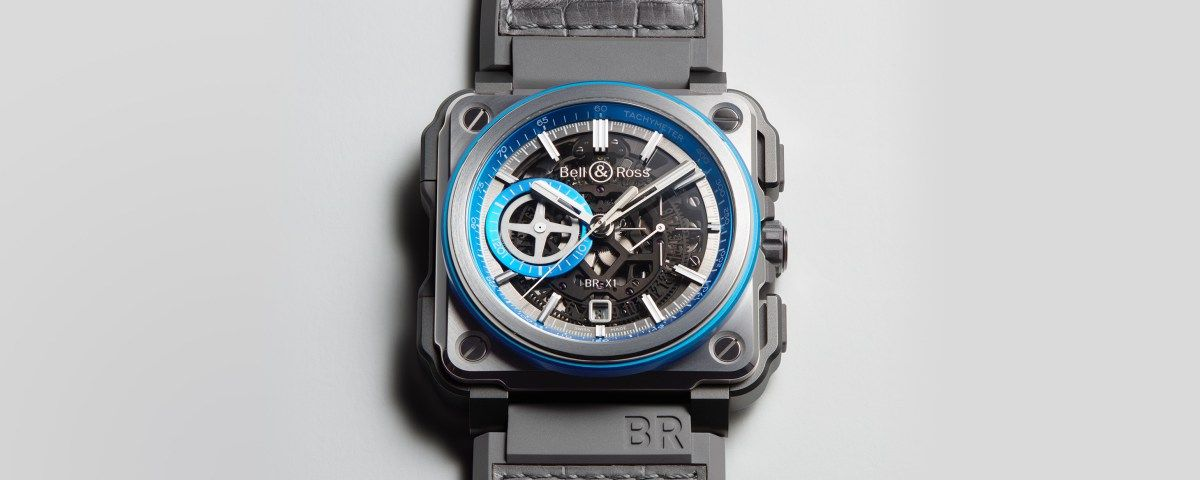 BR-X1 HyperStellar – Innovative Chronograph Designed To Conquer Space