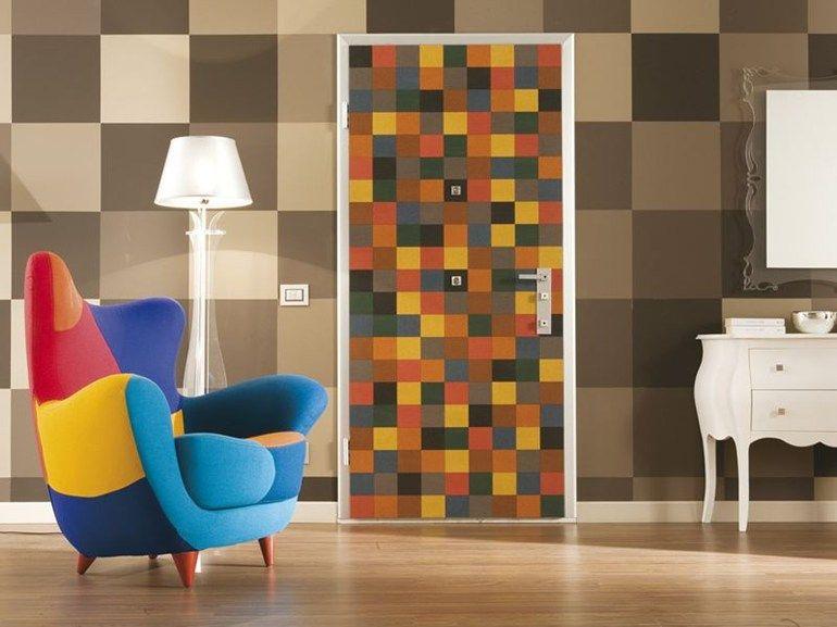 Door / door panel DIBIDOKU Dibidoku Collection by DI.BI. PORTE ...