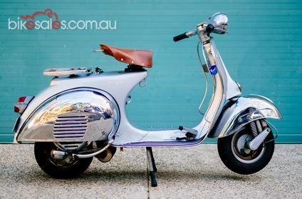 1959 Vespa 150 Vba Vespa Scooters For Sale Vespa 150 Vespa