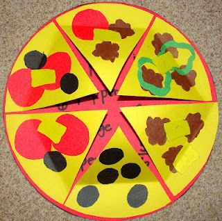math worksheet : 1000 images about fractions on pinterest  pizza teaching  : Pizza Fractions Worksheet