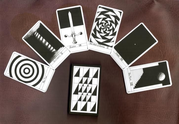 The Artwork of Modern Tarot - Limited edition decks for sale | The