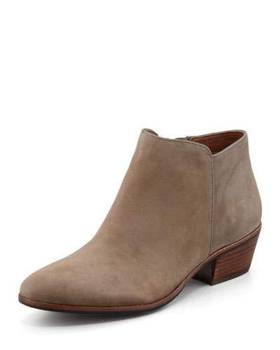 ca00ba27bb379b SAM EDELMAN Petty Suede Ankle Boot