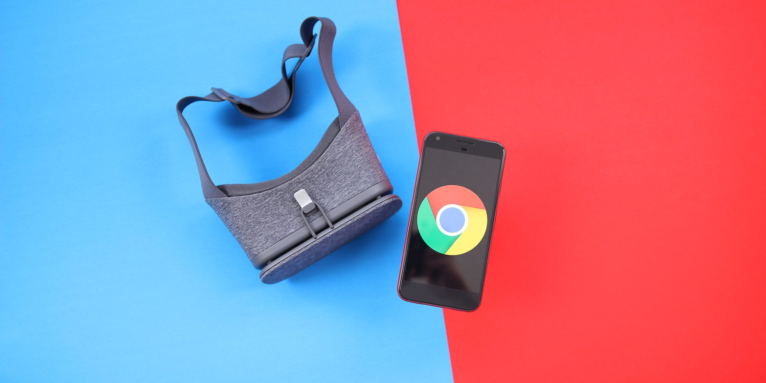 Chrome now allows any webpage to be displayed in Daydream VR