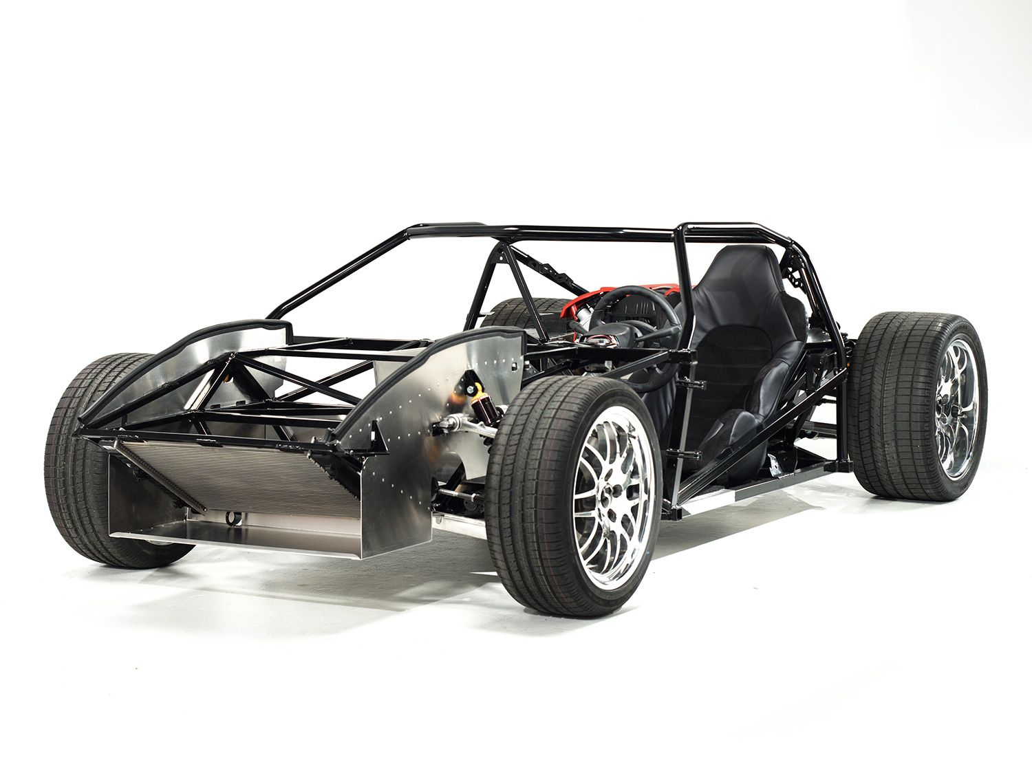 GTM Rolling Chassis - Factory Five Racing | Art works | Pinterest ...