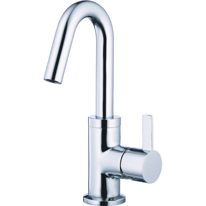 $130 Danze D222530 Amalfi Chrome One Handle Bathroom Faucets ...