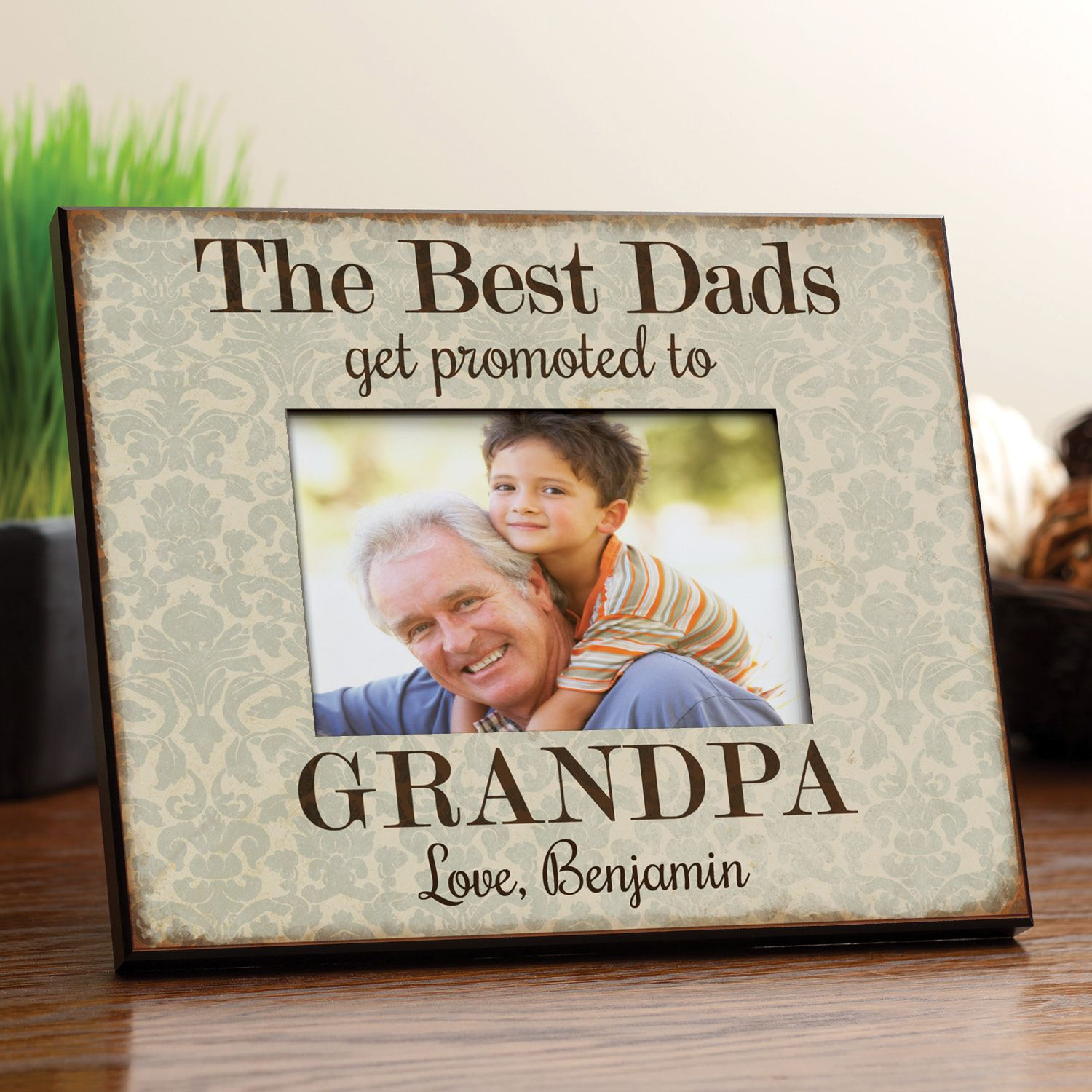 The perfect personalized gift for Grandpa! | Personalized Gifts for ...