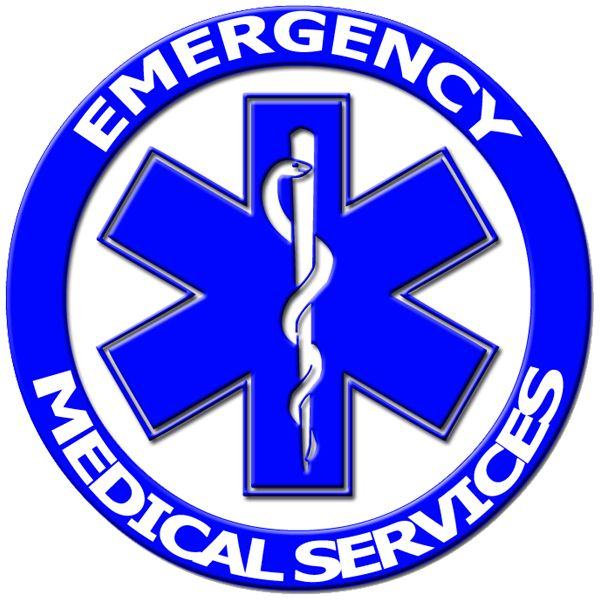 EMS Symbol | ... of Blue Star of Life, general symbol for ...