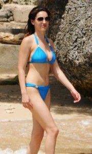 2bf7006dba8dd Kelly Brook in Vix Bikini | Vix Swimwear