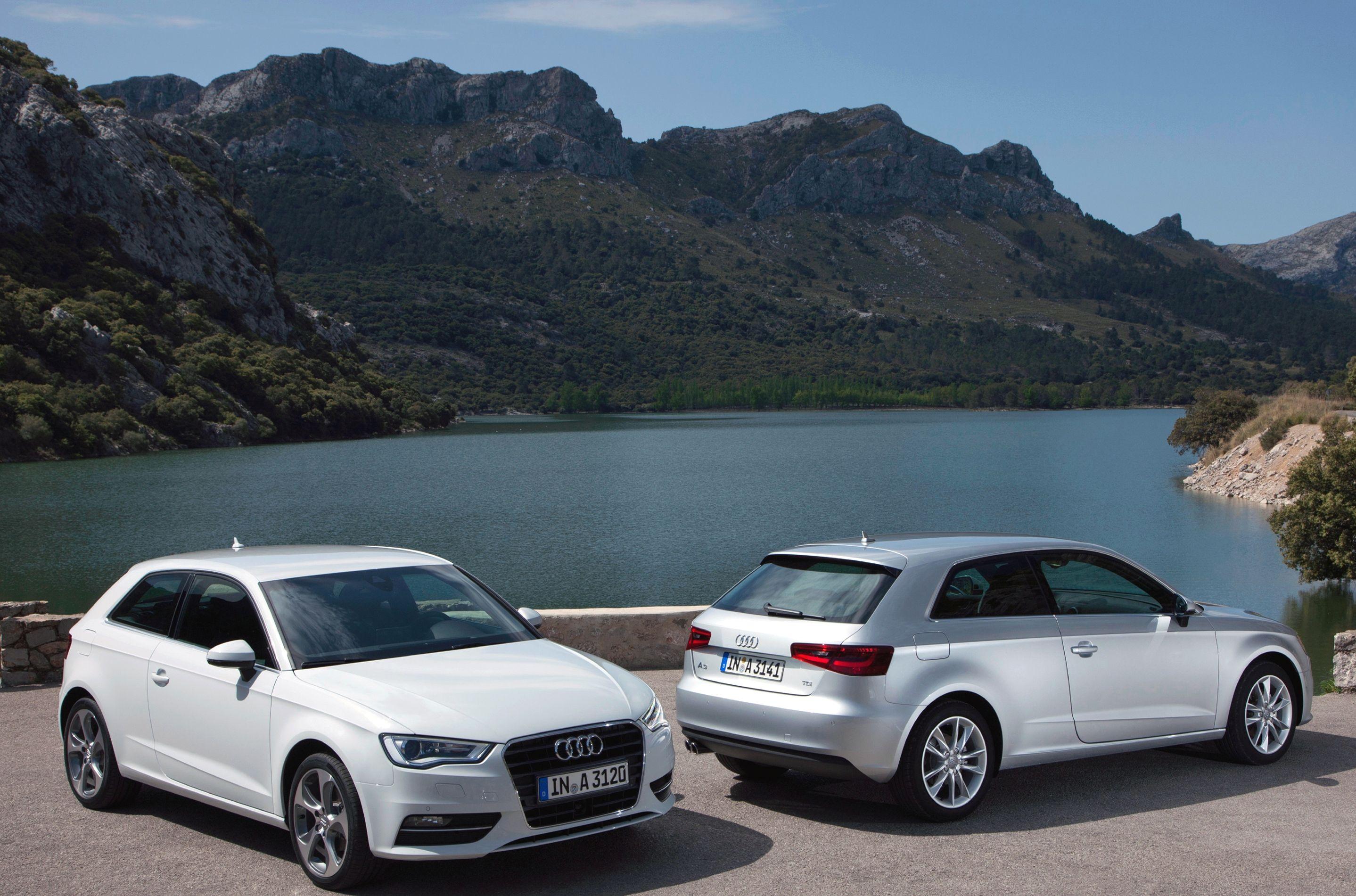 Audi uk launches at photos