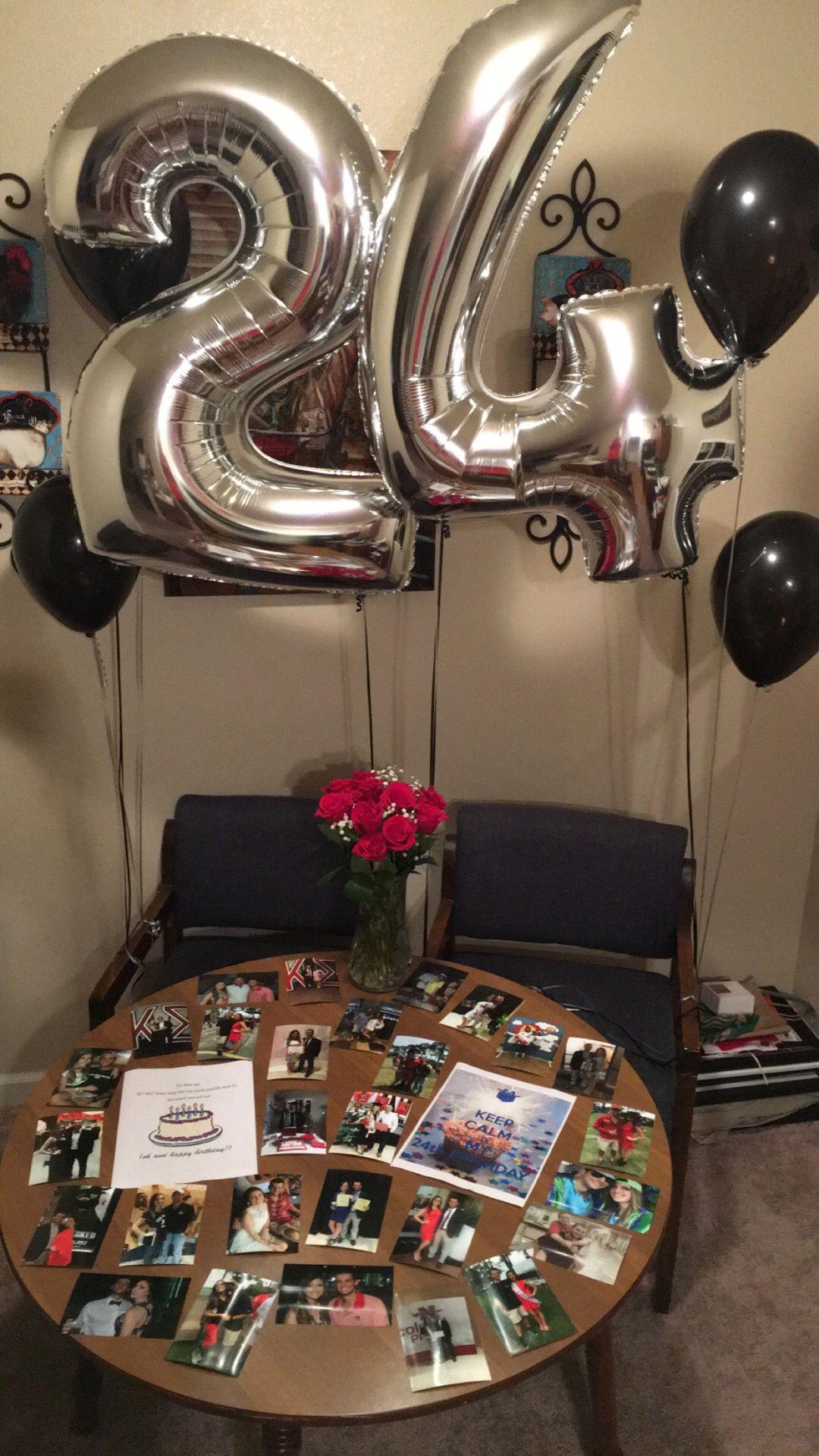 Tarjeta de cumpleaños gigante