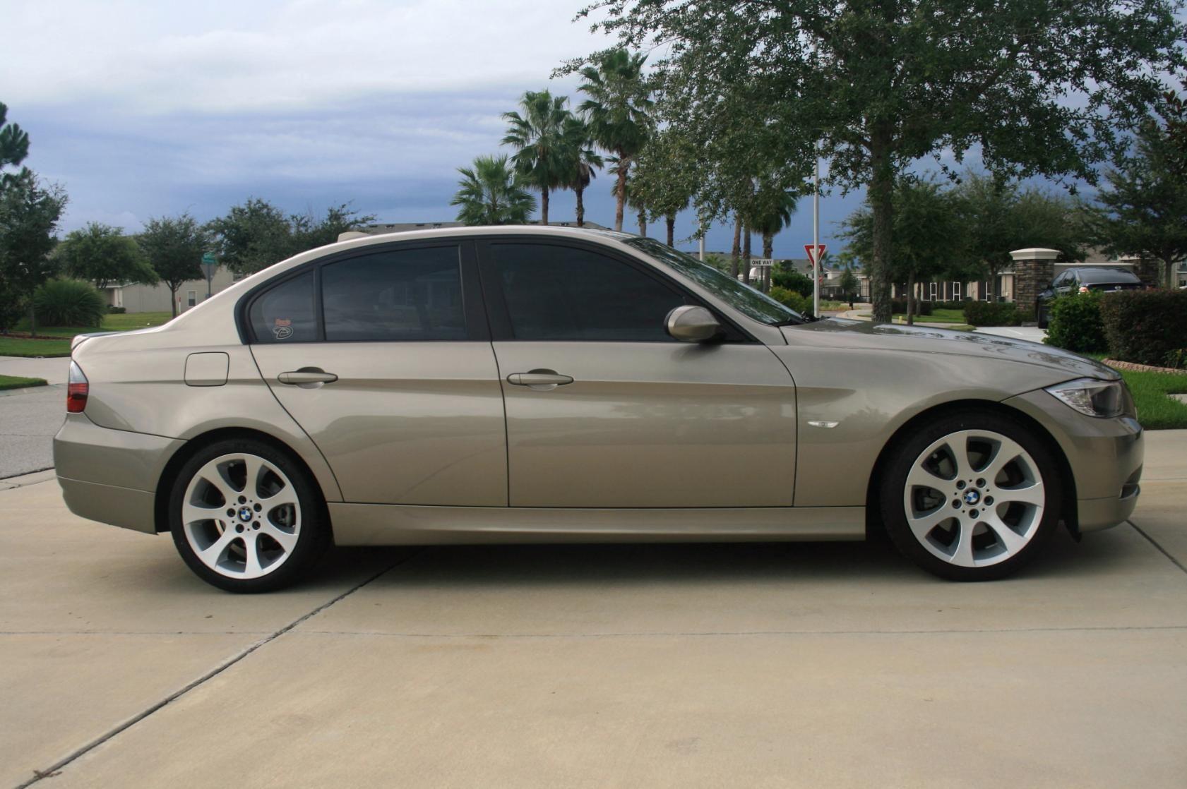 2007 BMW 328i Platinum Bronze pic 3 Bmw 328i, Bmw love, Bmw