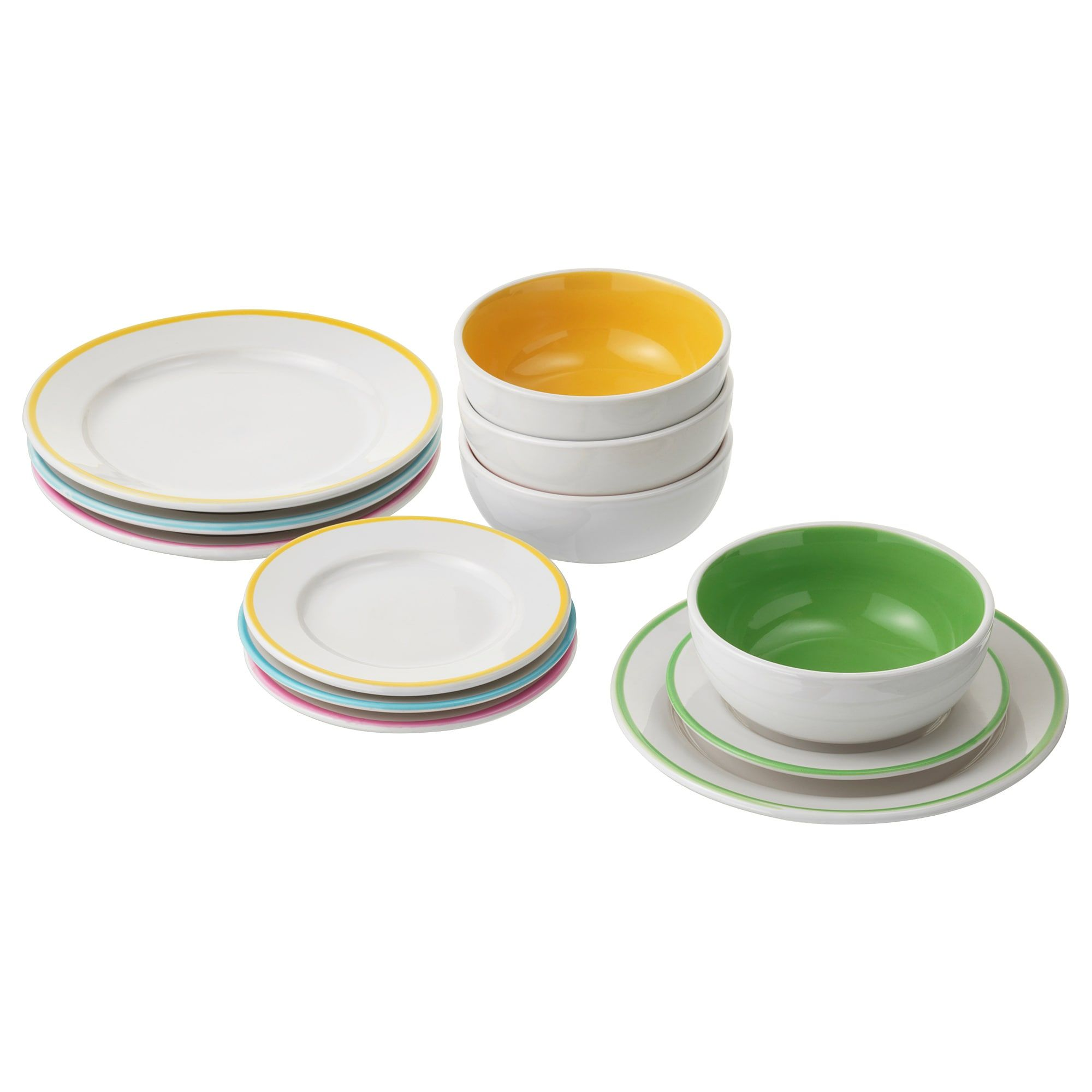 DUKTIG Plate/bowl Ikea, Toy kitchen set, Toy kitchen
