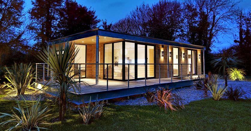 Las casas Pop-up son construcciones que no requieren un alto ...