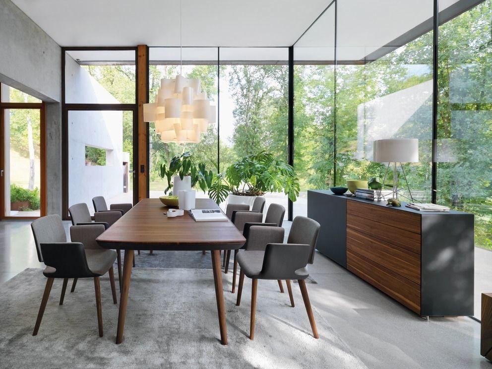 Team 7 Tisch Flaye Designermobel Von Raum Form Nurnberg Esszimmer Modern Esstisch Ausziehbar Esstisch Design