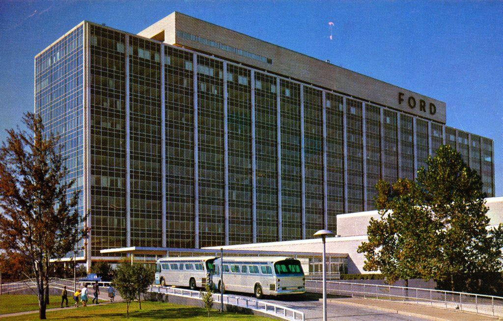 Ford Motor Company CentralOffice Building Dearborn_MI | Flickr - Photo Sharing!