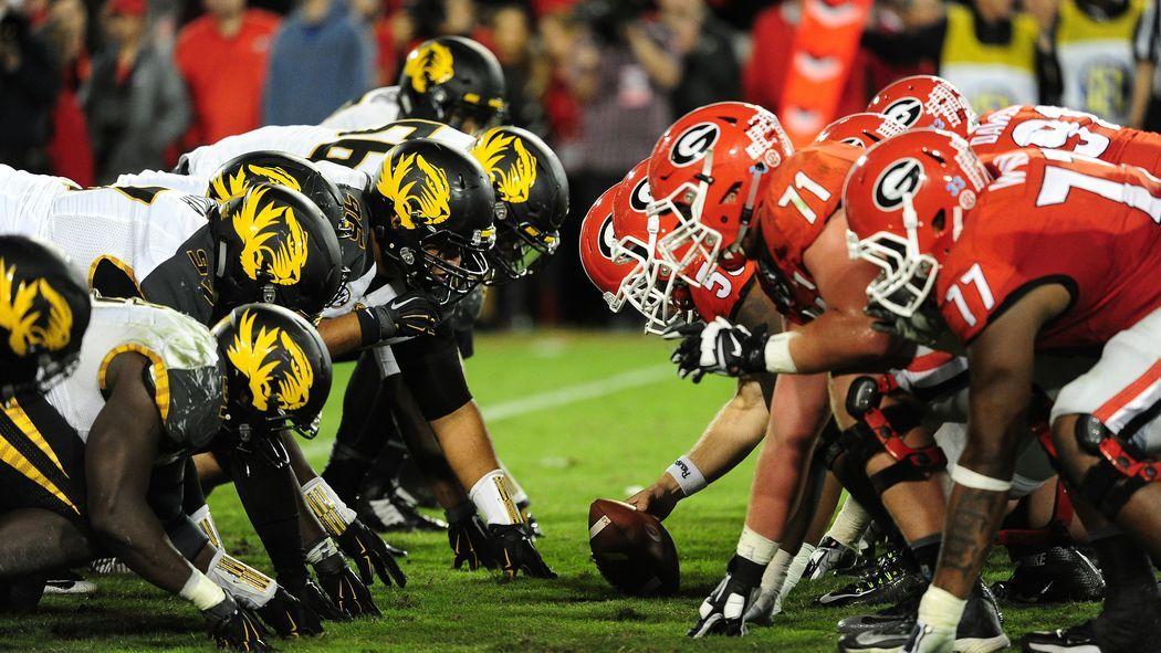 How to watch vs. Missouri football, Ga