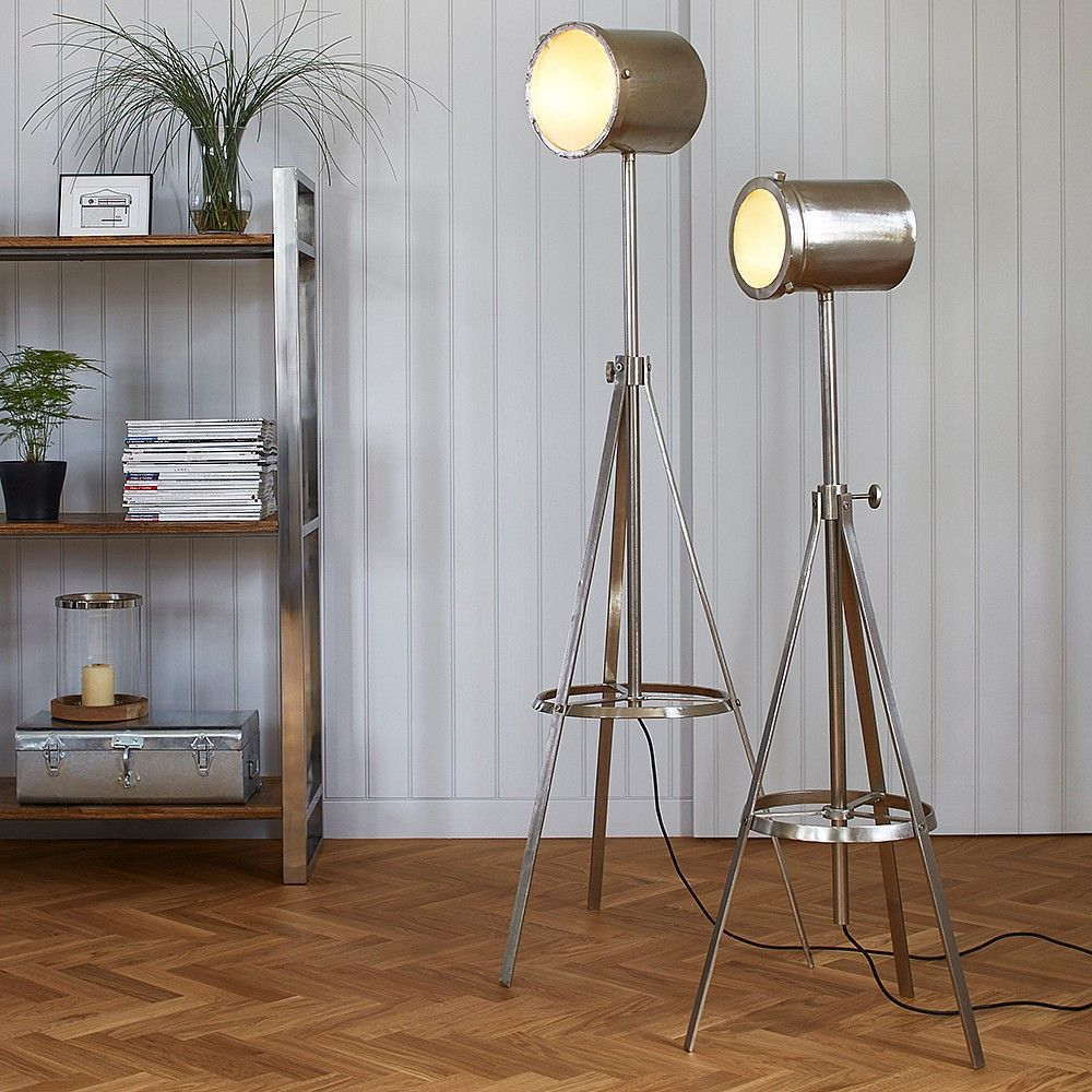hector tripod floor lamp large | tripod floor lamps, large