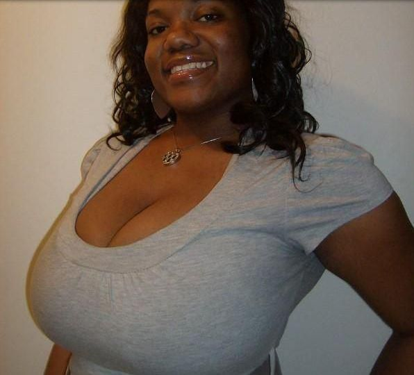 ebony beach breast big