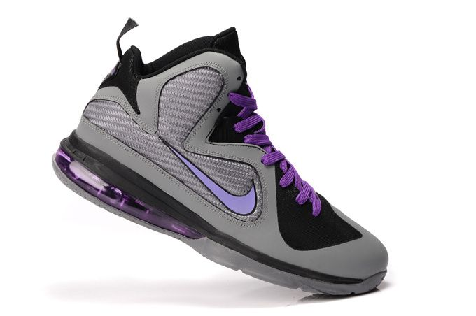 factory price 8da78 8b2dc Nike Lebron 9(IX) Miami Night Cool Grey Purple