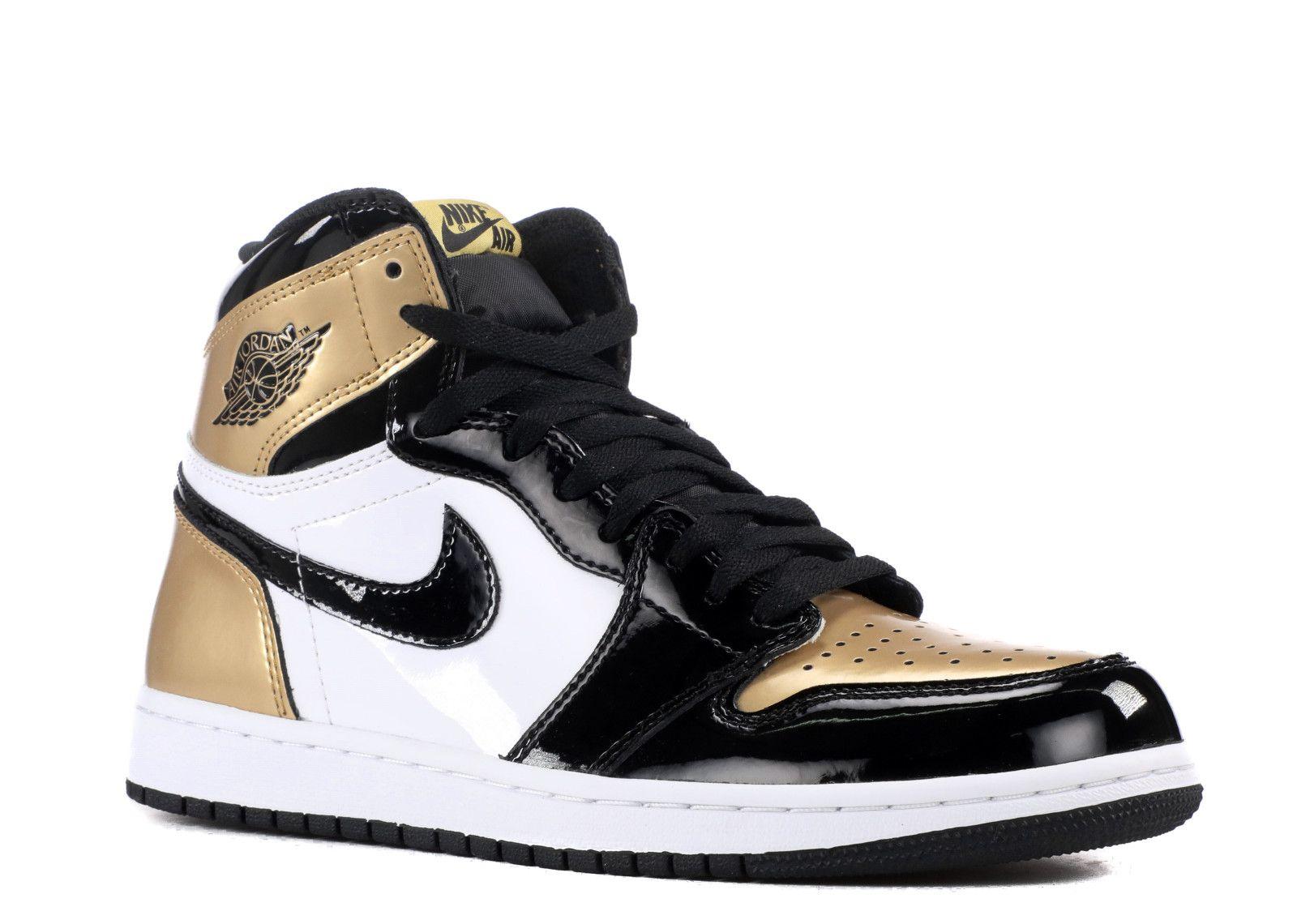 Air Jordan 1 Retro High Og Nrg Gold Top 3 Air Jordans Jordan