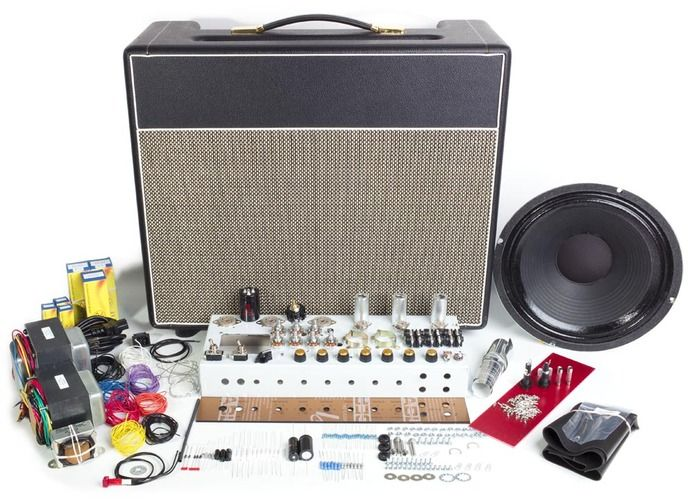 classic british jtm45 tube guitar amp kit combo diy amplifiers diy guitar amp guitar amp. Black Bedroom Furniture Sets. Home Design Ideas