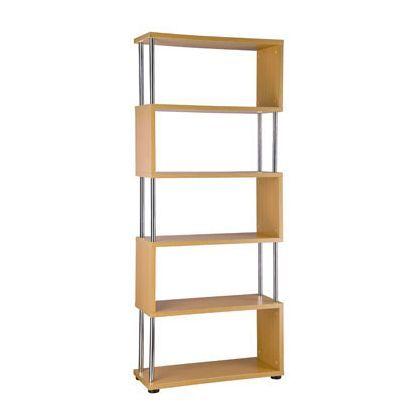 best loved 29900 afe90 Geneva Shelf Unit - Mid Oak at Homebase -- Be inspired and ...
