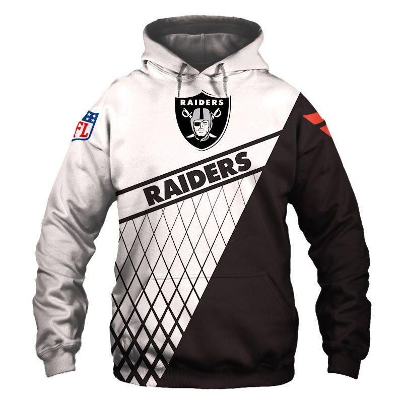 Las Vegas Raiders Hoodie 3D cheap Long Sleeve Sweatshirt