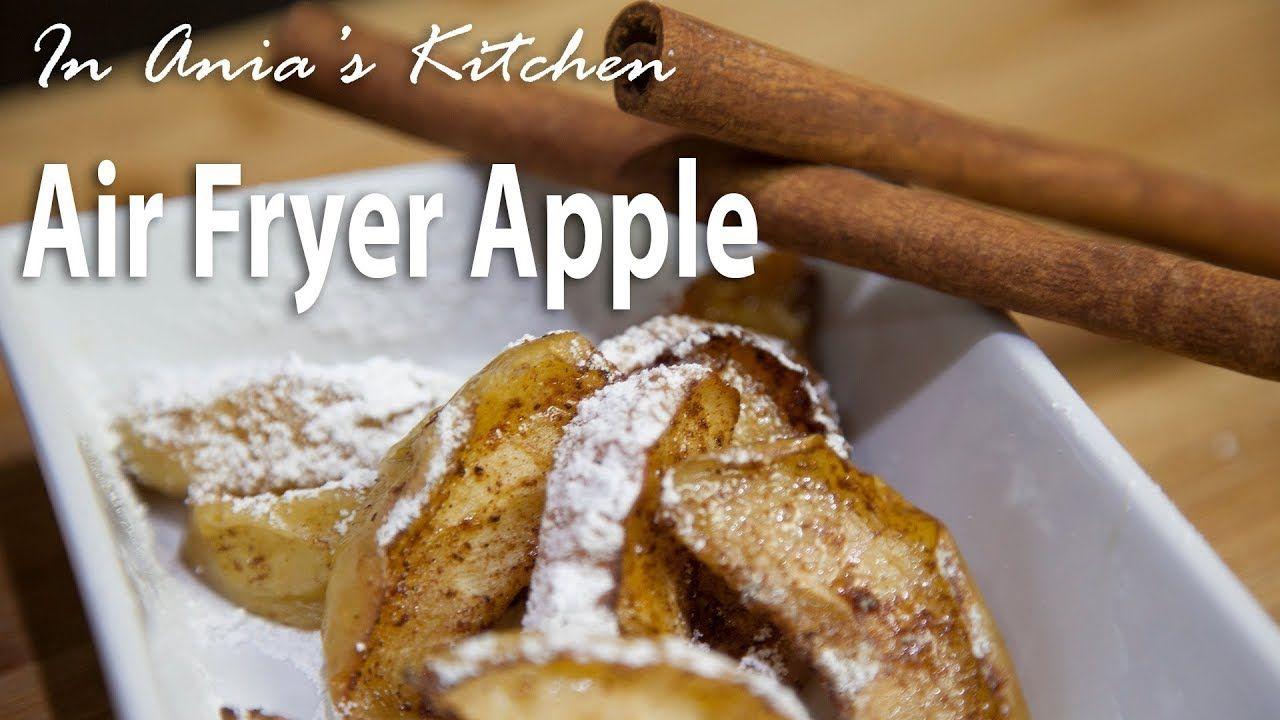 Air Fryer Apple Jabłko z Airfryer Recipe 293