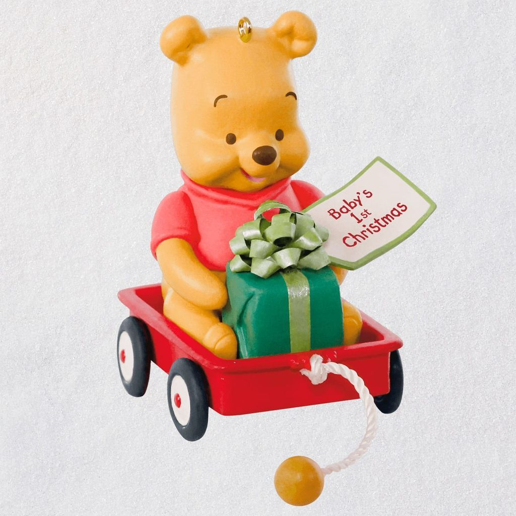 Disney Winnie the Pooh Baby's First Christmas 2019