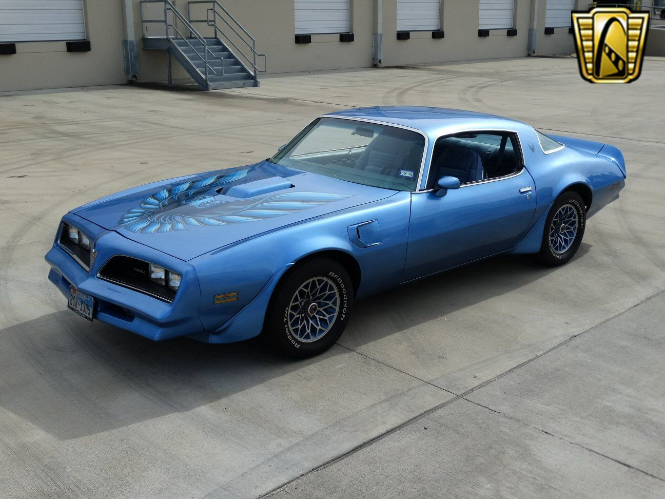 For sale in our Houston showroom is one big – bad bird, The 1978 ...