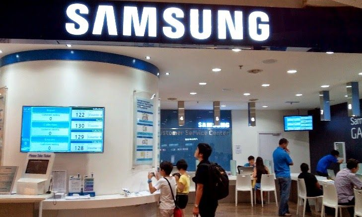 Authorized samsung mobile service center list wih full