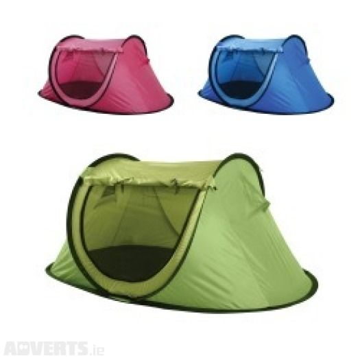 Kingc& C&ing Hiking Festival 2 Man Pop Up Tent Waterproof New New C&ing Tents Hiking Tents in Wicklow Town Wicklow Ireland for euros on Adverts.  sc 1 st  Pinterest & KingCamp Camping Hiking Festival 2 Man Pop Up Tent http://www ...